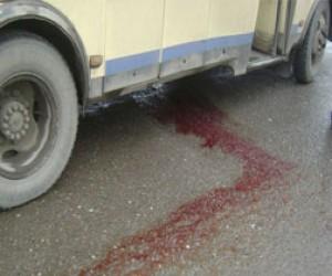 Смерть под колёсами маршрутки