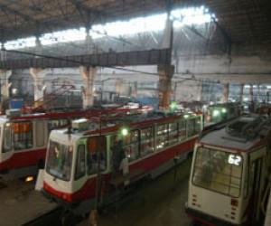Петербургский трамвайный завод выставят на торги