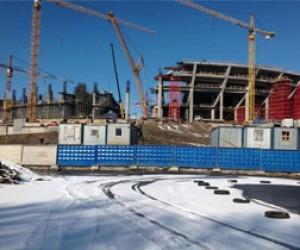 «Зенит-Арену» обещают достроить к 2015 году