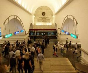 Пьяная безработная пригрозила взорвать станцию «Невский проспект»