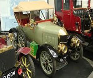 Ретро-мотор 1913 года выпуска станет экспонатом на выставке в Санкт-Петербурге
