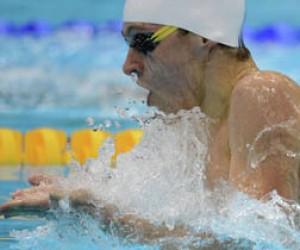 Паралимпийцы приняли участие во Всероссийском заплыве среди спортсменов с проблемами зрения