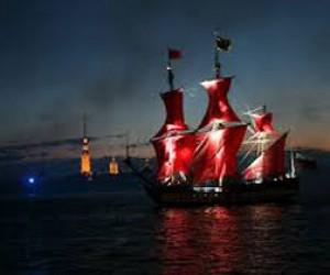«Алые паруса» — в ночь на 21 июня