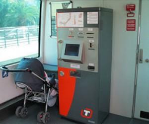 Первые троллейбусы с кондукторами-автоматами