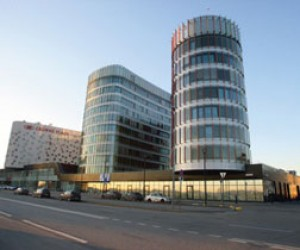 «Газпром» арендует БЦ «Цеппелин»?