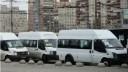 В Питере столкнулись три маршрутных такси