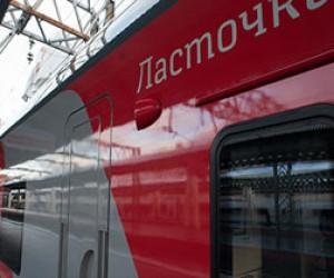 Сегодня в Северной столице представили скоростную «Ласточку» до Петрозаводска