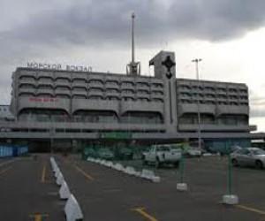 Пассажиров Морского вокзала пришлось эвакуировать из-за подозрительной сумки