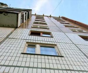 В Питере украинец упал с 23 этажа