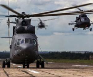 В Питере появится вертолёт для тушения пожаров