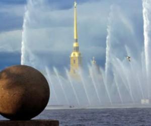 Сезон фонтанов откроется уже 19 апреля