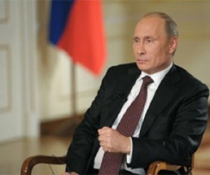 Сегодня в Петербурге – Владимир Путин