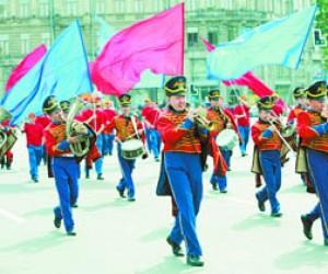 Петербург отметил 311-й День города