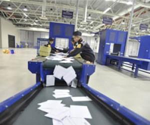 «Почта России» займется модернизацией терминалов в Петербурге