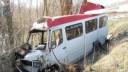 Очередная авария с маршруткой на М-10