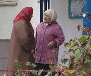 Соцработники ограбили питерскую пенсионерку?