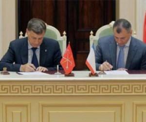 Санкт-Петербург и Крым подписали соглашение о сотрудничестве