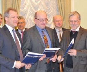 Соглашение о сотрудничестве подписано между Петербургом и IBM