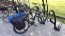 Для любителей велосипедов на вокзалах в Петербурге откроются специальные парковки