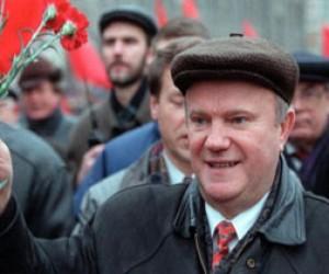 Зюганов хочет переименовать Санкт-Петербург в Ленинград