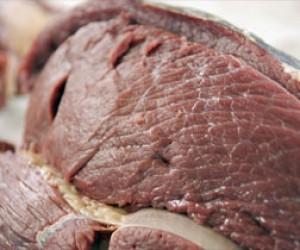 В Петербурге задержали бразильскую говядину