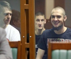 Убийцы-националисты из «Невограда» осуждены в Петербурге