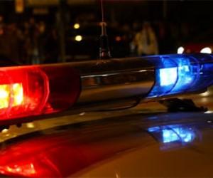 Стрельба в центре: полиция и нарушитель ПДД