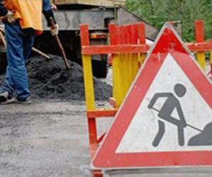 Движение по Малой Гребецкой закрыто из-за прокладки газопровода