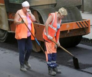 Смольный определился с подрядчиками для ремонта дорог
