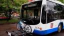 Троллейбусы с велобагажниками?
