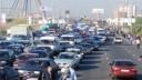 Московское шоссе парализовано из-за ДТП