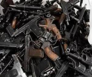 В Петербурге изъята крупная партия оружия