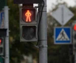 В Приморском районе установят 10 светофоров