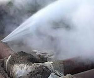 Обнаружены новые дефекты теплосетей Васильевского острова
