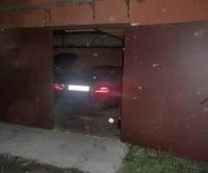 Тайник угнанных Toyota Camry был найден в Петербурге
