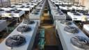 Рабочие питерского завода «Ниссан» отказываются работать из-за жары