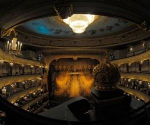 «Звезды белых ночей» в Мариинском театре Санкт-Петербурга
