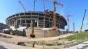 Более 10 миллиардов рублей потребуется для завершения строительства стадиона «Зенит — Арена»