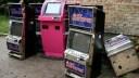 Старые игровые автоматы были утилизированы в Санкт-Петербурге