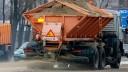 На питерские улицы высыпали 27 тонн соли