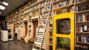 Питерских бомжей предлагают по ночам пускать в библиотеки