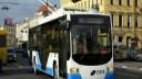 В Петербурге покусали водителя троллейбуса