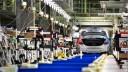 На петербургском заводе Toyota запустили производство обновленной Camry