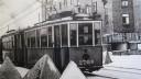 В День Победы по улицам Петербурга будет курсировать «военный» трамвай Сбербанка