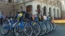 Власти Петербурга выделят более 80 млн. рублей на развитие сети стоянок велопроката