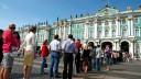 Поток туристов в Петербург увеличился