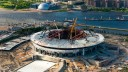 Строительство «Зенит-Арены» завершено на 75%