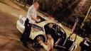 В Питере задержан голый водитель в нетрезвом состоянии