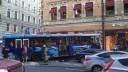 Комитет по транспорту изучит обстоятельства ДТП на Петроградке