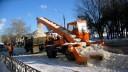 Зимой уборкой снега в Петербурге будут заниматься с пяти утра